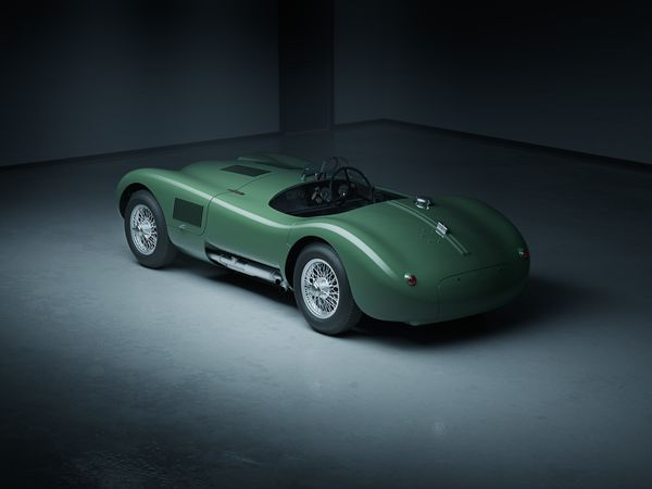 Jaguar C-Type- 02